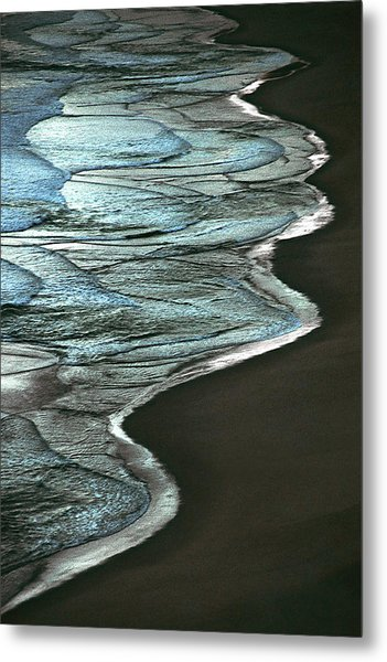Waves Of The Future Metal Print