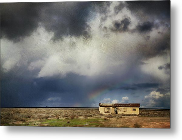 We All Need A Little Hope Metal Print
