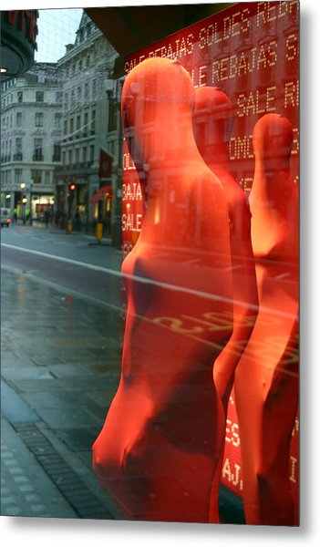 We Will Take Over One Day Metal Print by Jez C Self