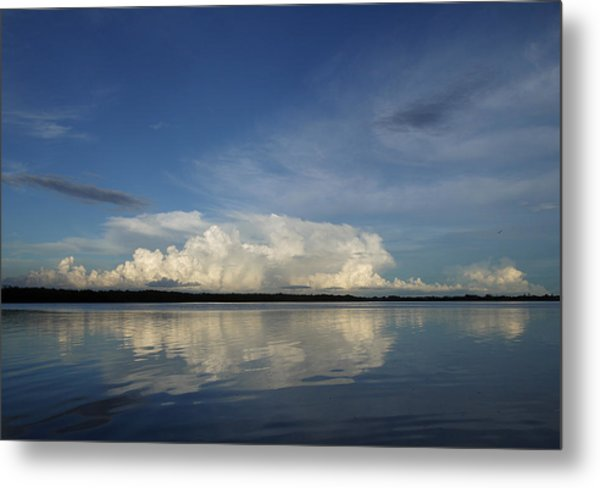 Weather From Tampa Bay 871 Metal Print