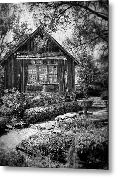 Weathered With Time Metal Print
