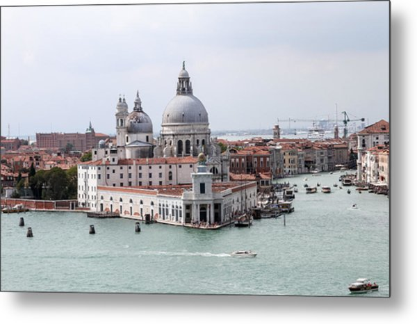 Welcome To Venice Metal Print