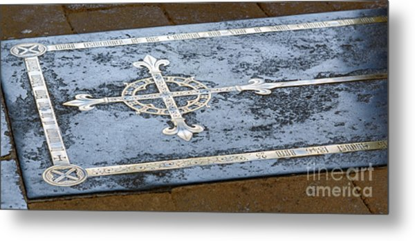 Wells Cathedral Tomb Metal Print