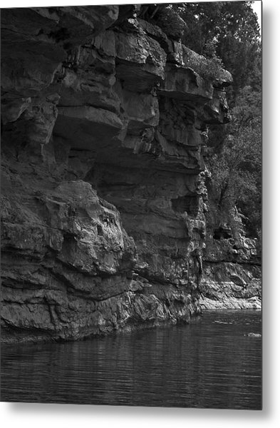 West-fork White River Metal Print by Curtis J Neeley Jr