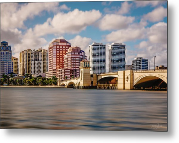 West Palm Beach 2015 Metal Print