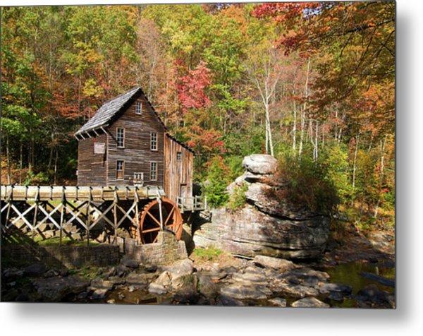 West Virginia Mill Metal Print