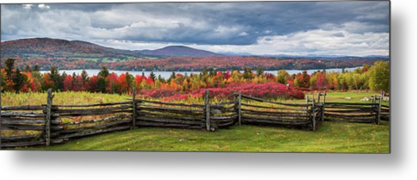 Westmore Overlook Metal Print