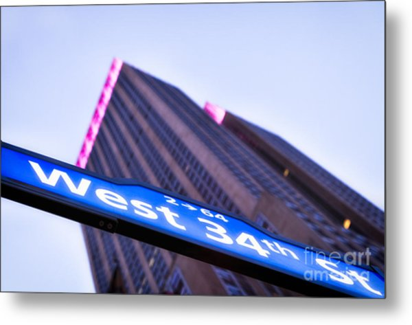 Where Dreams Are Made Metal Print