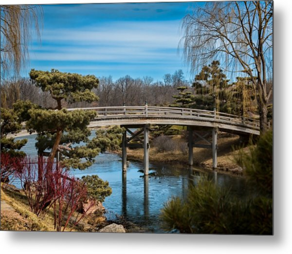 Where Is Spring? Metal Print