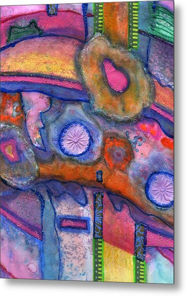 Whimsy Metal Print by Cassandra Donnelly