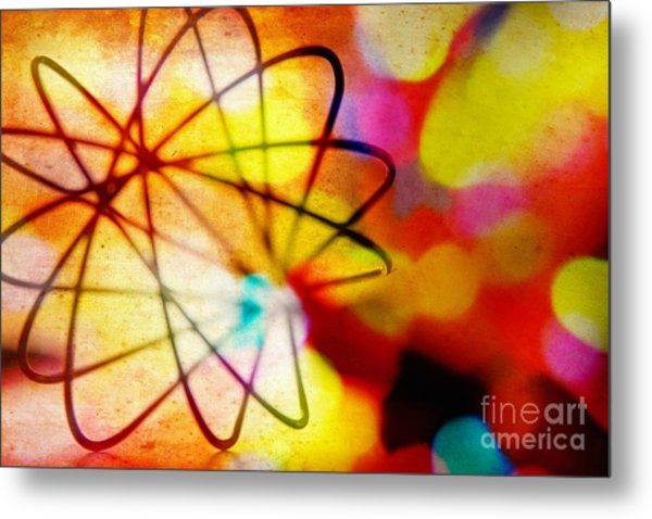 Whisk ...altered Images Series Metal Print