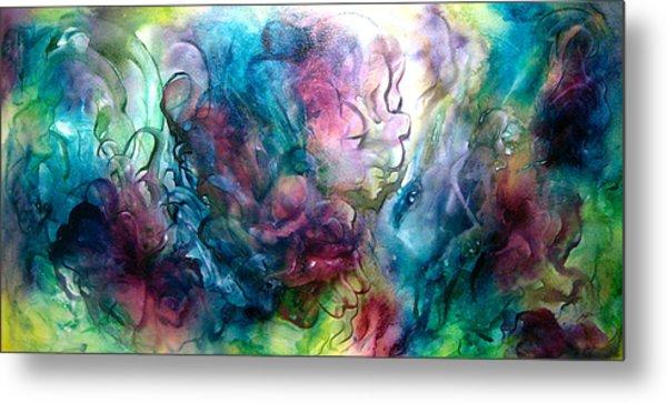 Whispers Of A Dream Metal Print