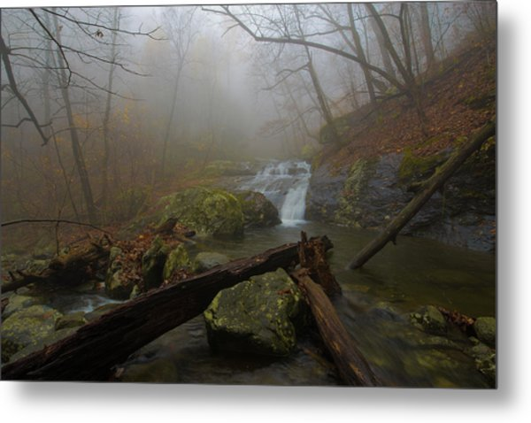 White Oak Canyon Safari Metal Print