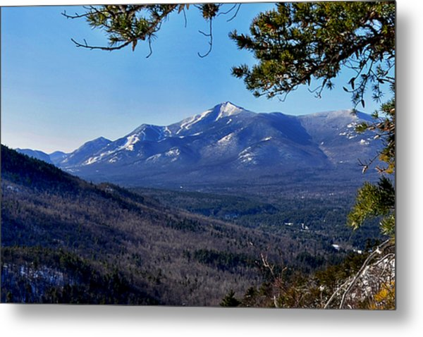 Whiteface Mt From Clark Mt. Metal Print