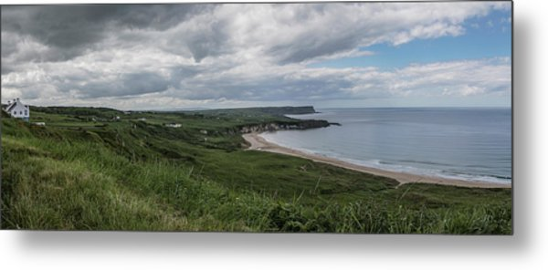 Whitepark Bay Metal Print