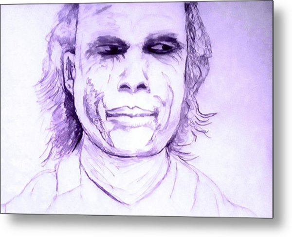 why so serious drawing by jeremy phelps