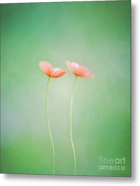Wildflower Duet Metal Print