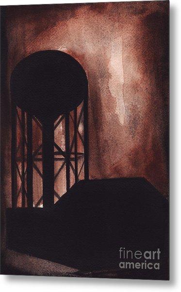 Wildwood Metal Print by Ron Erickson