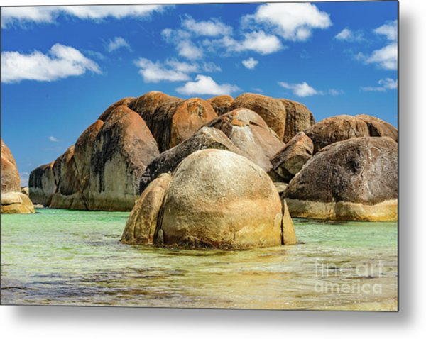 William Bay Metal Print