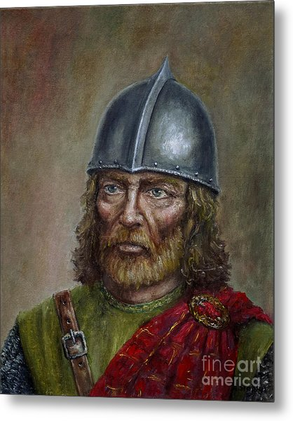 William Wallace Metal Print