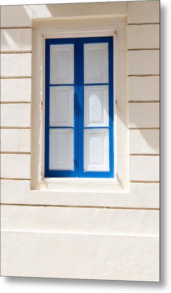 Windows Of The World 6 Metal Print