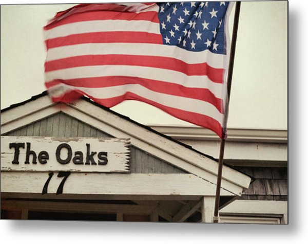 Windy Weekend Metal Print by JAMART Photography