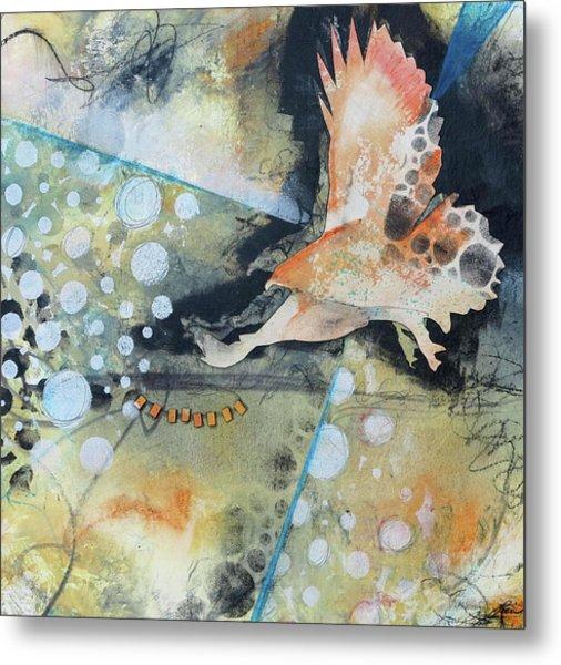 Wings And A Prayer Metal Print