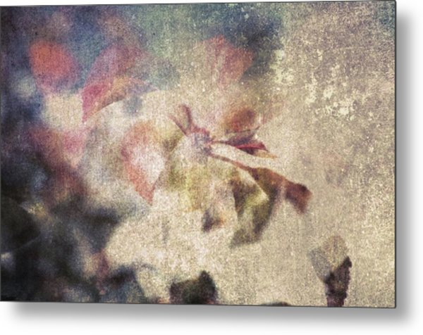 Winter Fugue Metal Print