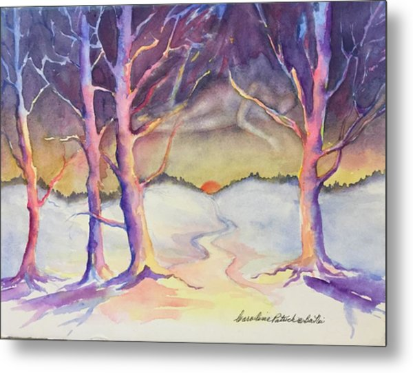 Winter Spirit  Metal Print