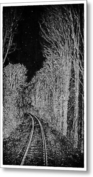 Winterreise Metal Print
