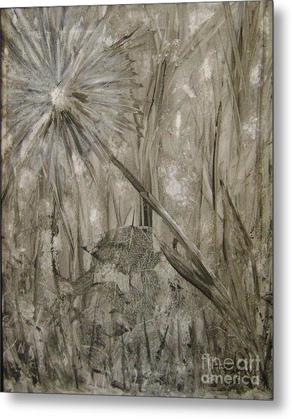 Wish From The Forrest Floor Metal Print