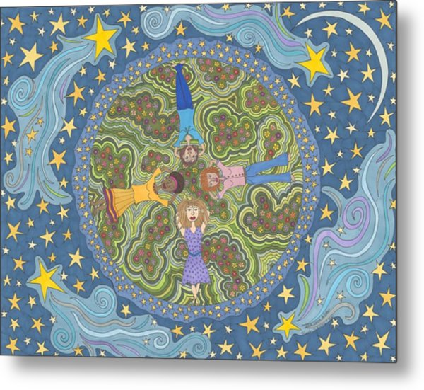 Wish Upon A Star Metal Print