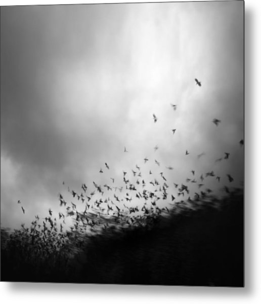 Without You, My Whole World Comes Apart At The Seams Metal Print