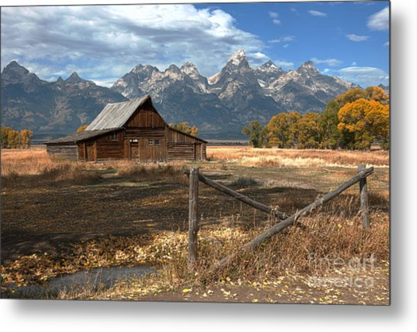 Withstanding The Test Of Time Metal Print