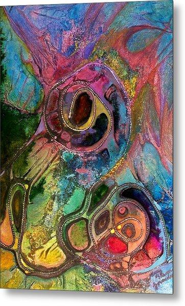 Womb Of Creation Metal Print