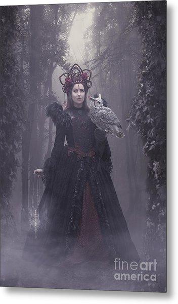 Woods Of Wisdom Metal Print