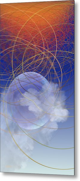 World Wide Web Metal Print