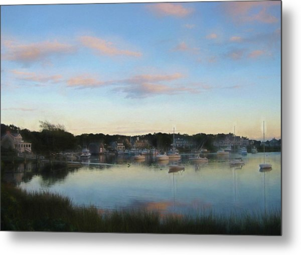 Wrentham Sunset Metal Print by JAMART Photography