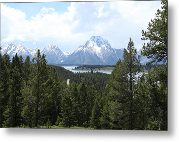 Wyoming 6490 Metal Print