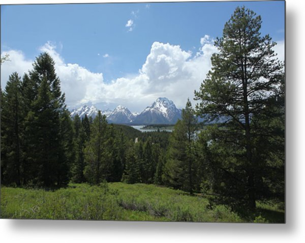 Wyoming 6500 Metal Print