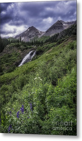 Yankee Boy Basin #2 Metal Print