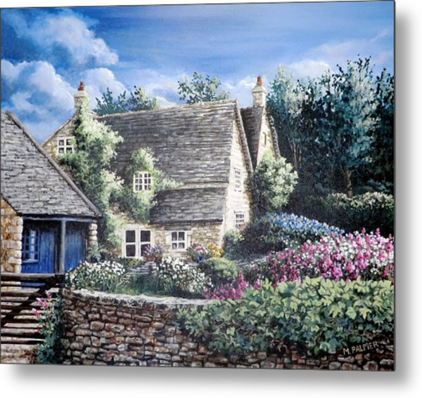 Yanworth Metal Print