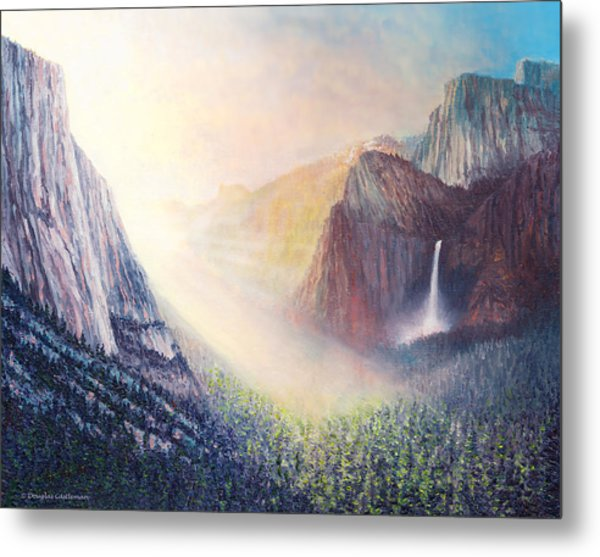 Yosemite Morning Metal Print