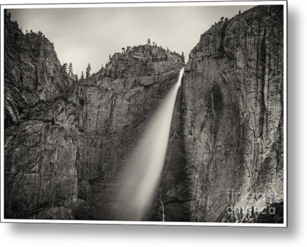 Yosemite Waterfall #2  Metal Print