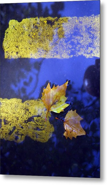 You Can Park Metal Print by Jez C Self