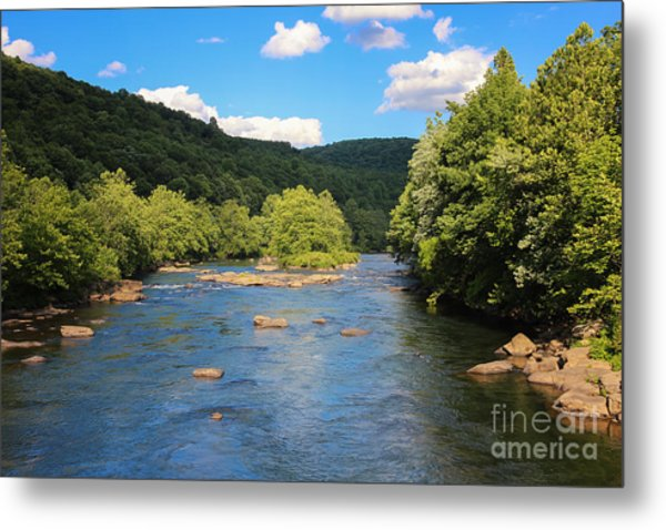 Youghiogheny River Metal Print