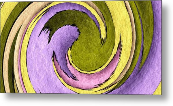 Your Ying To My Yang Metal Print by Terry Mulligan