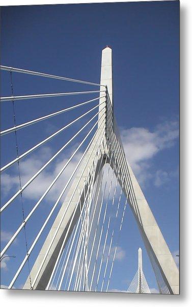 Zakium Bridge Metal Print