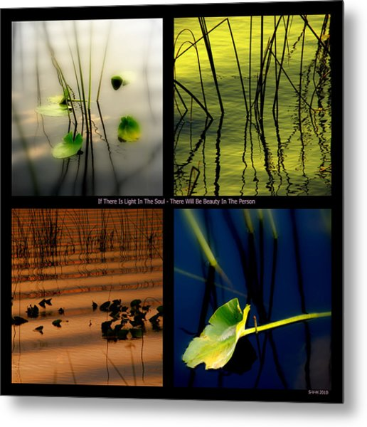 Zen For You Metal Print