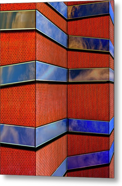 A Matter Of Perspective  Metal Print